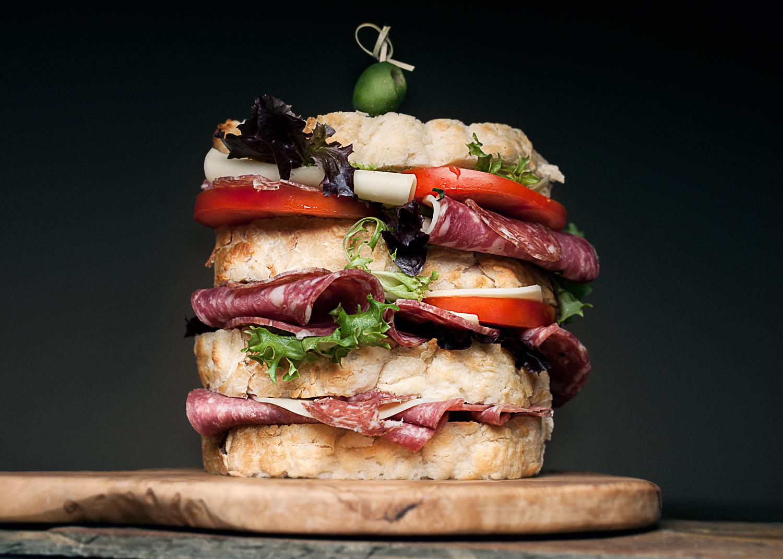 artisan sandwich