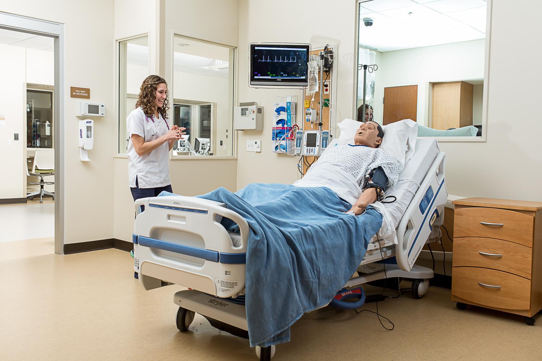 hospital training