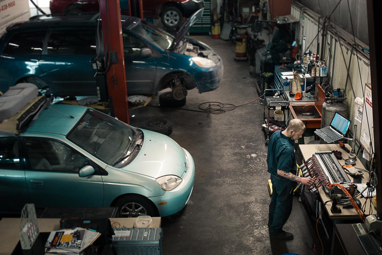 madison wi auto mechanic shop