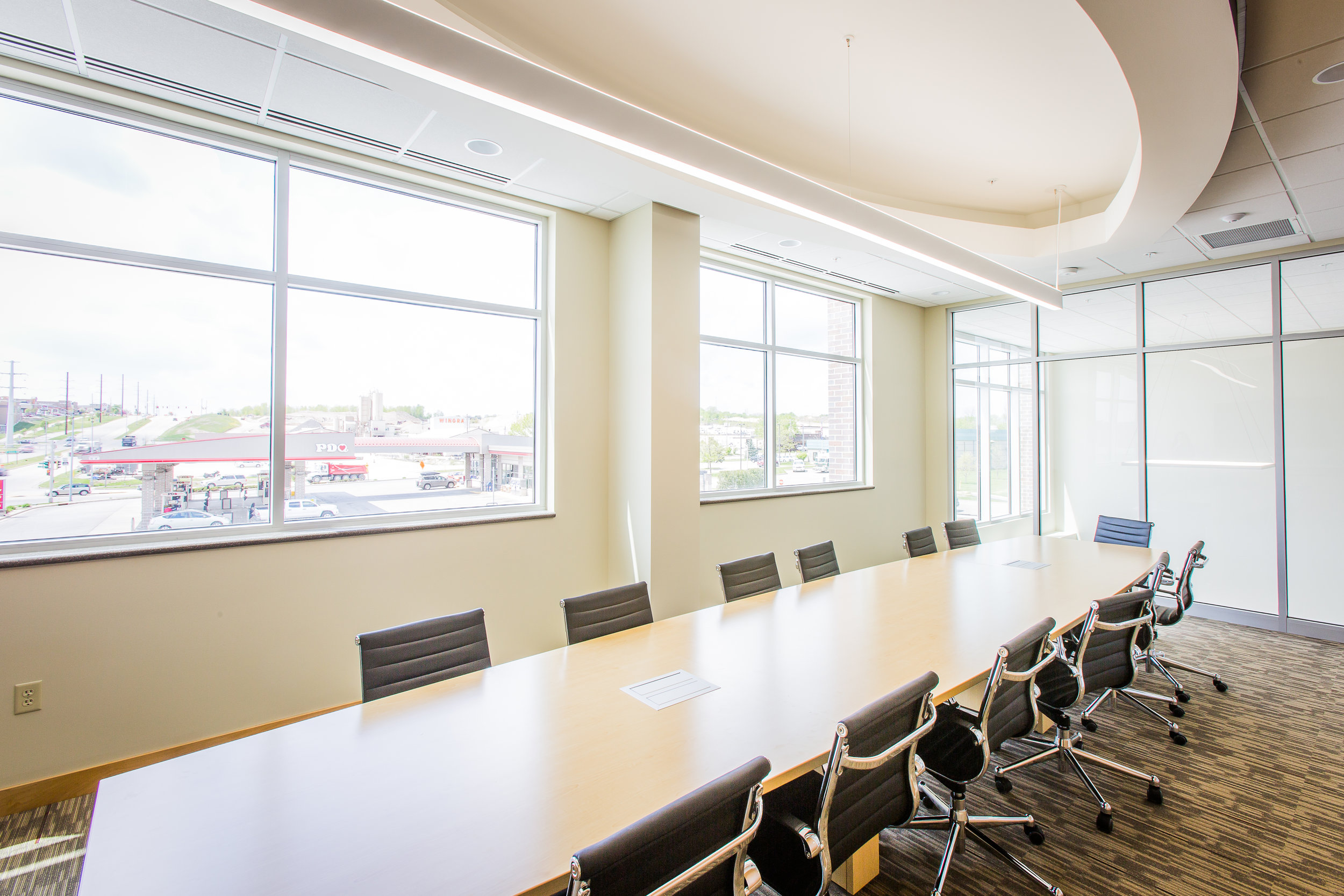modern conference room madison wi
