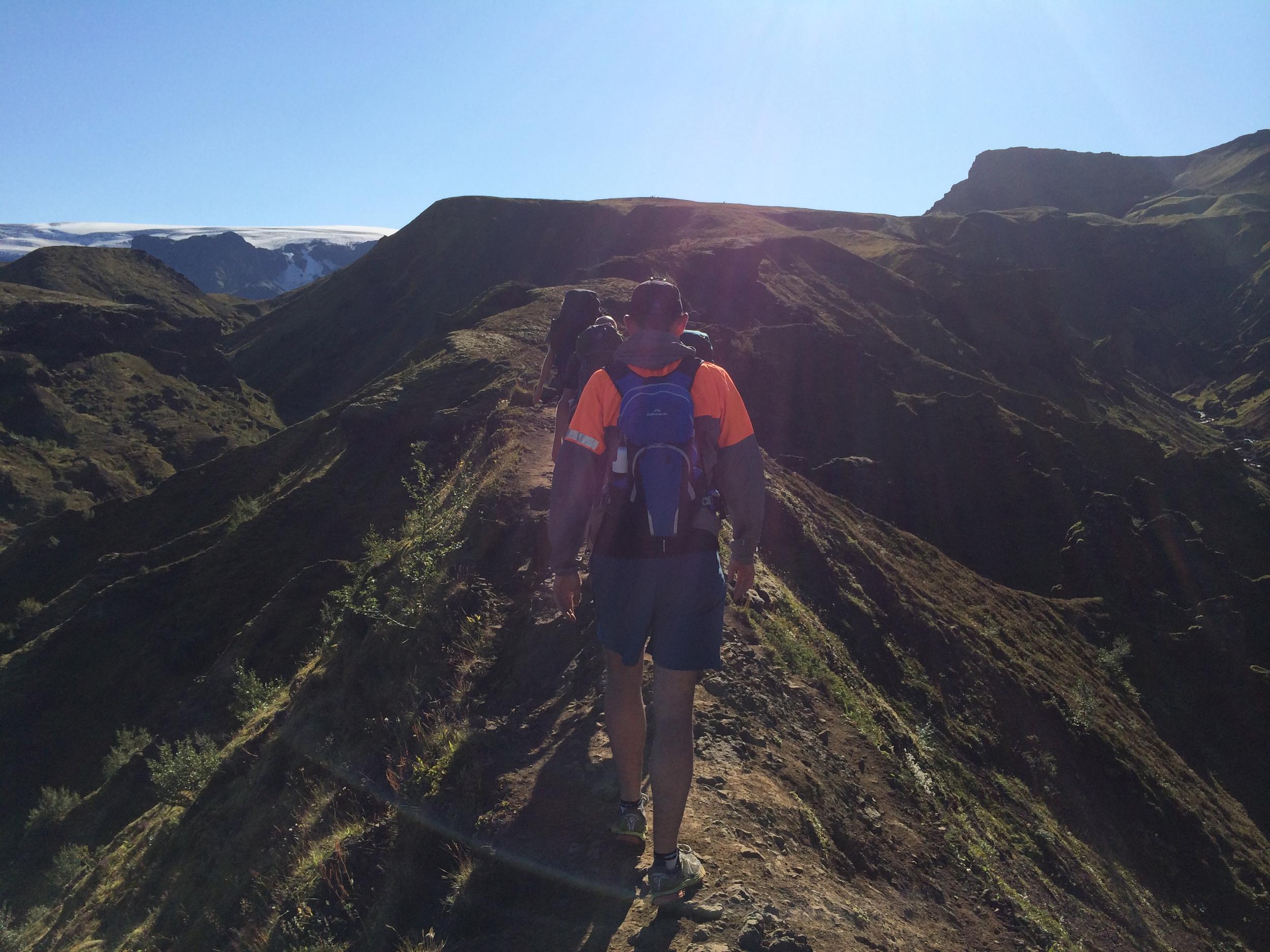 ULTRA CHALLENGE TOUR    - Laugavegur & Fimmvorduhals -