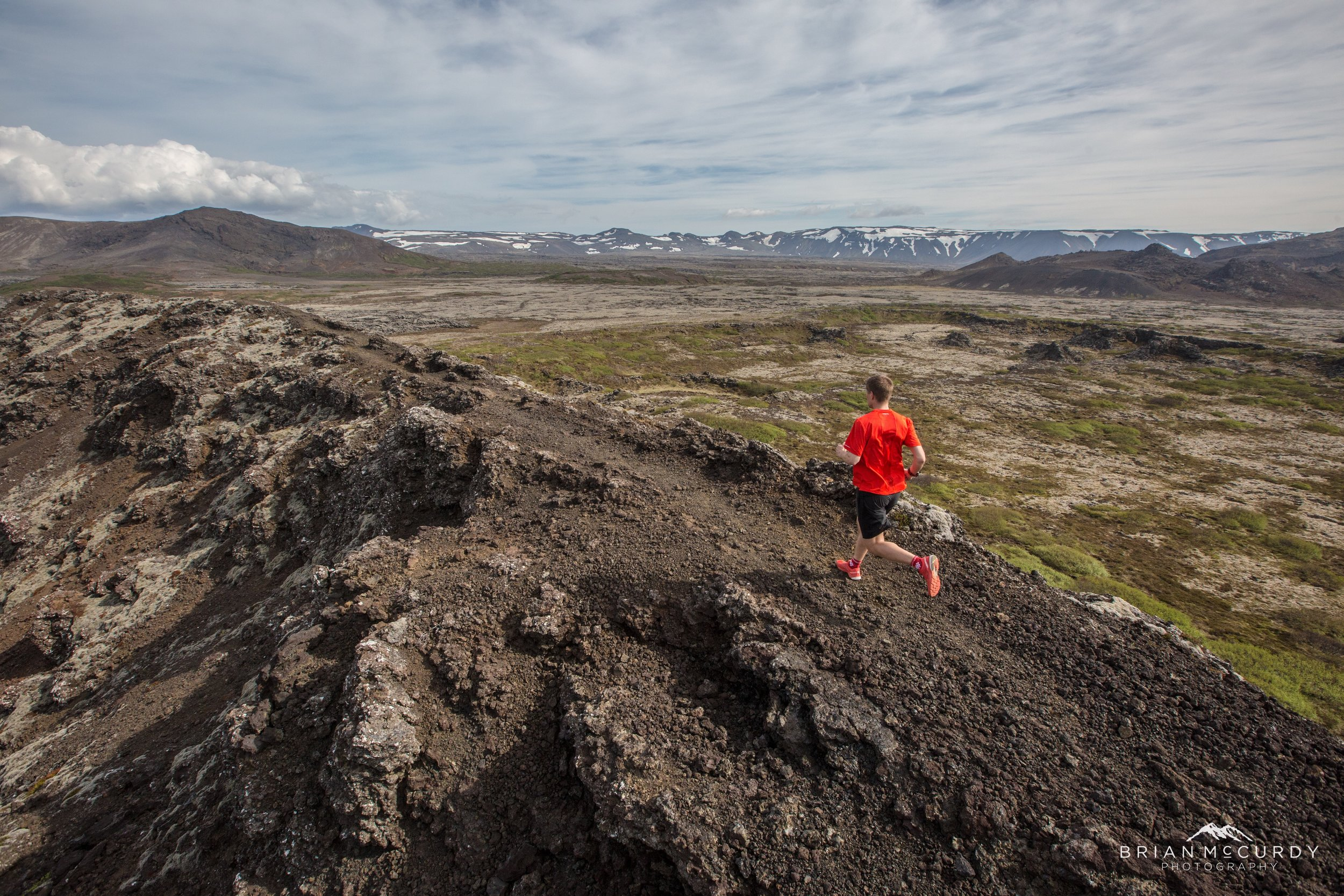 Iceland adventure running retreat   Epic five day trip