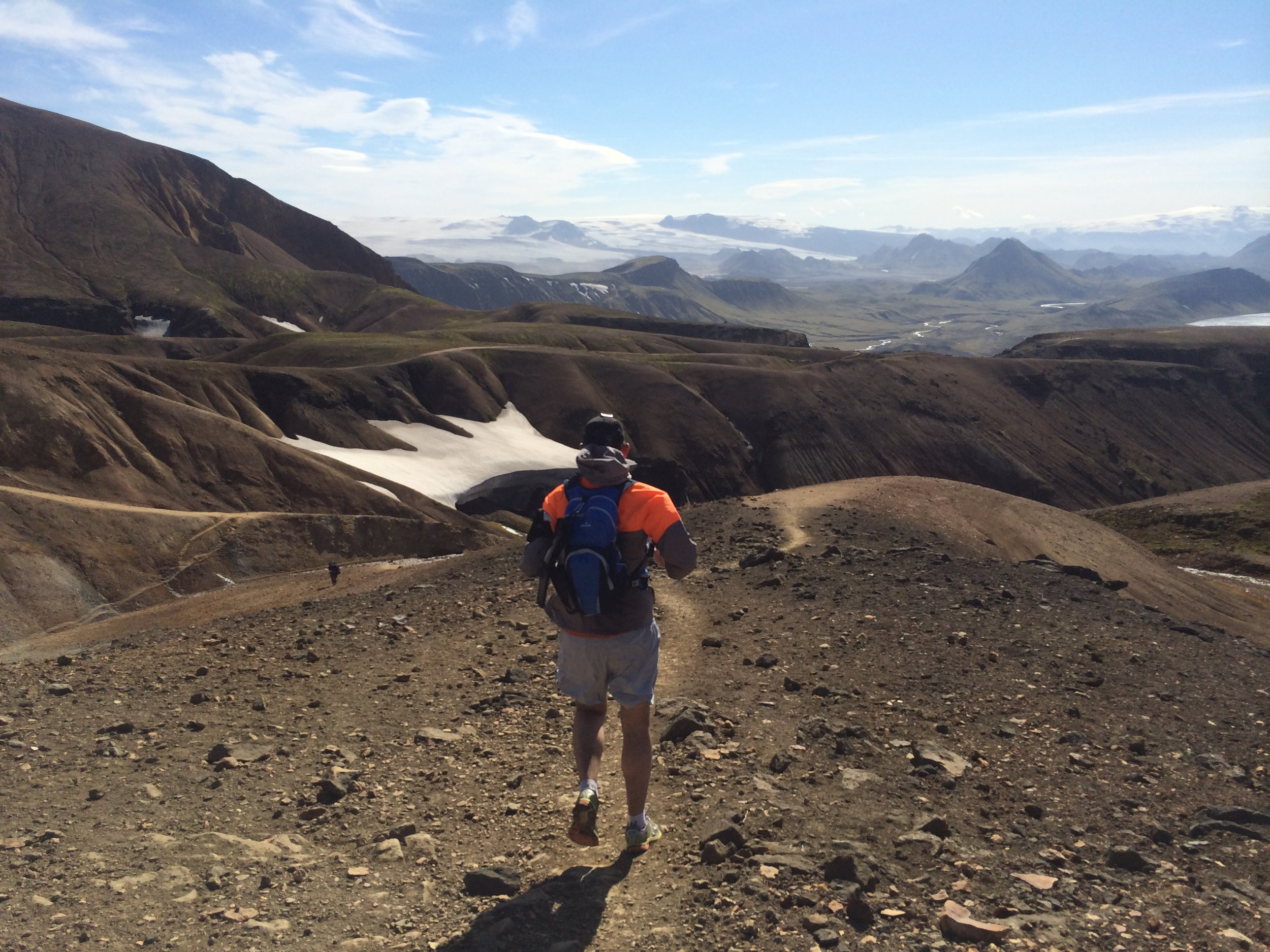 "Iceland adventure running retreat   ""Majestic landscape"""