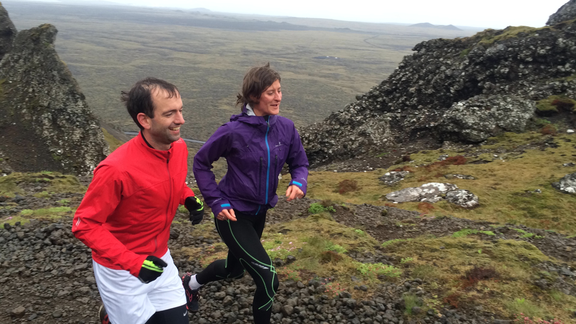 Iceland adventure running retreat   Absolutely worth it!