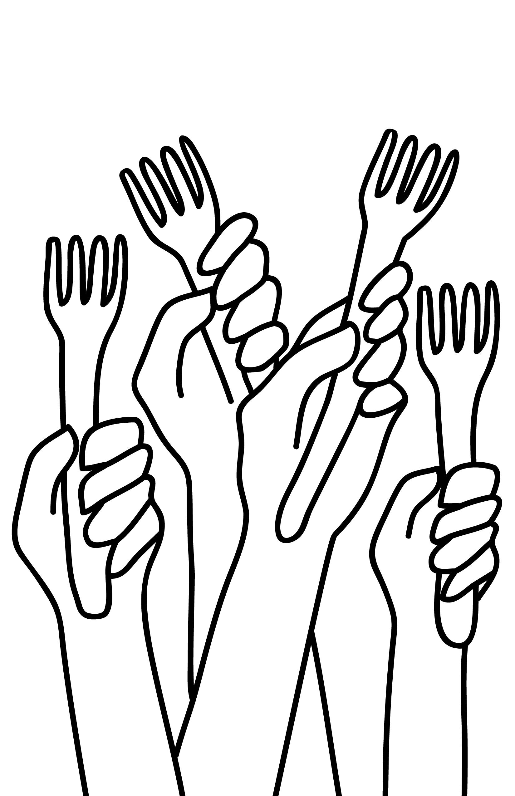 Forks unite