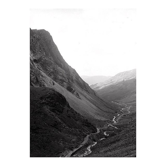 Honister Pass, The Lake District, only 70 miles from our workshop. Our Cumbrian slates have been honed from these hills since at least the 16th century by generation after generation of quarrymen.