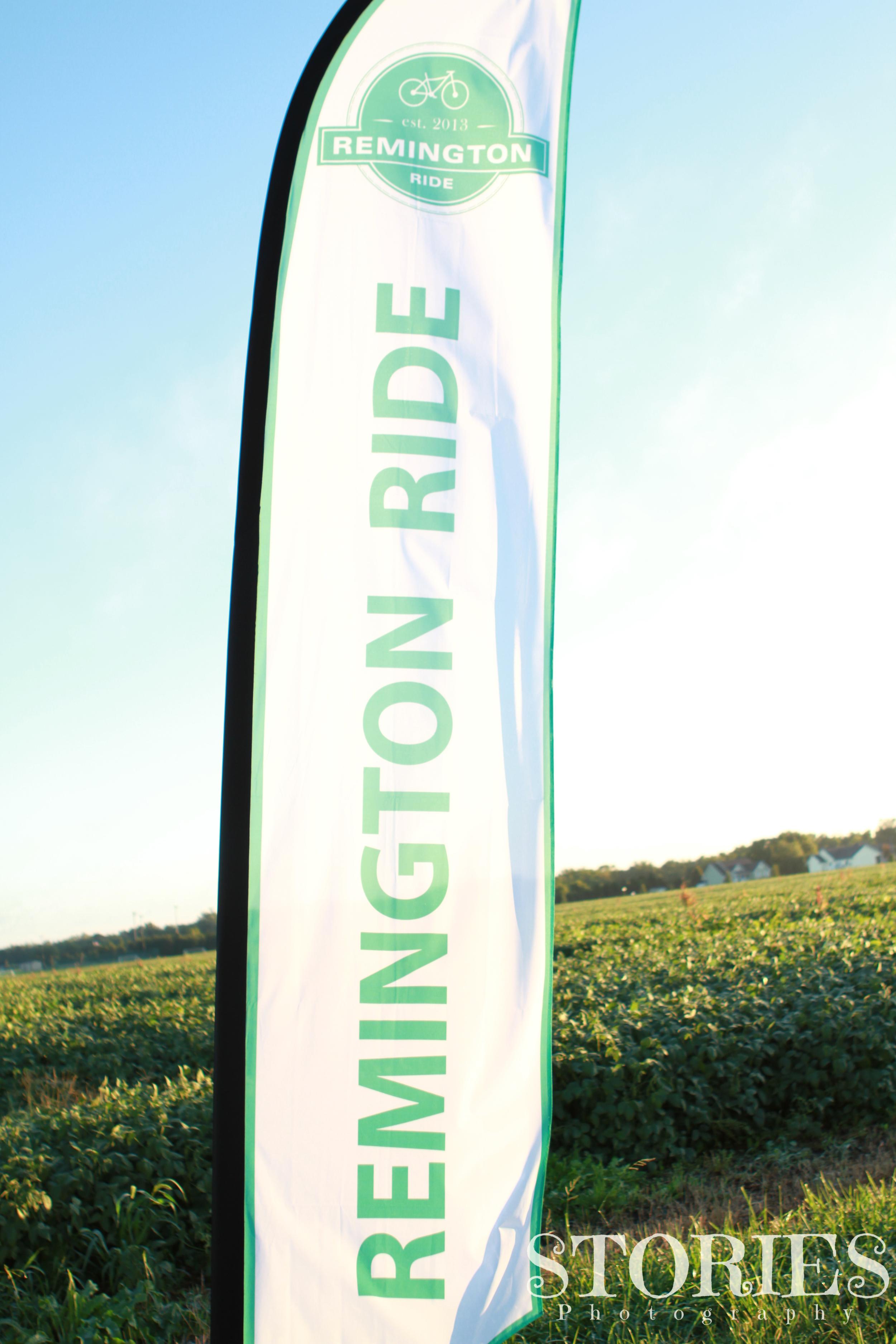 Remington Ride entrance