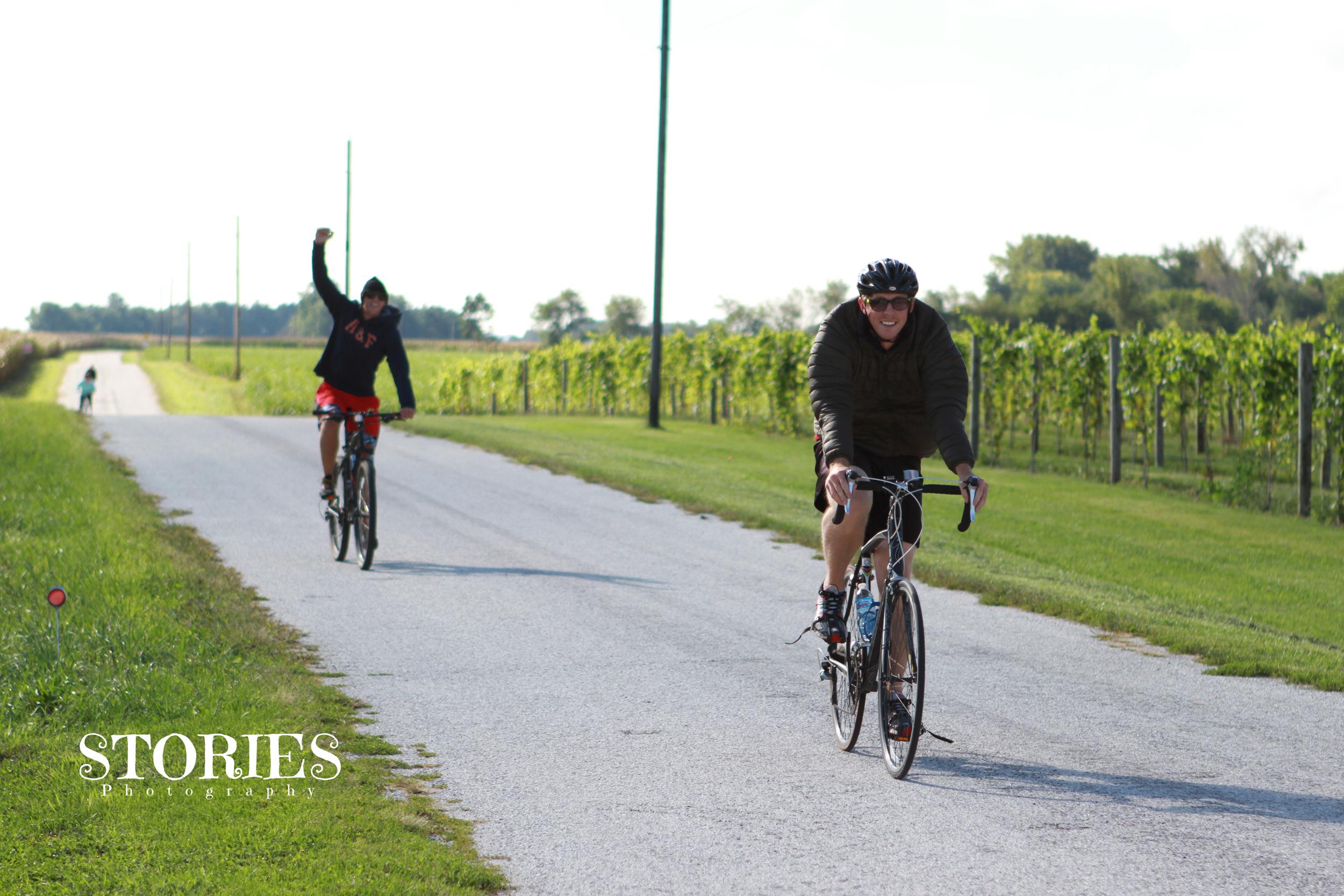 Remington Ride riders