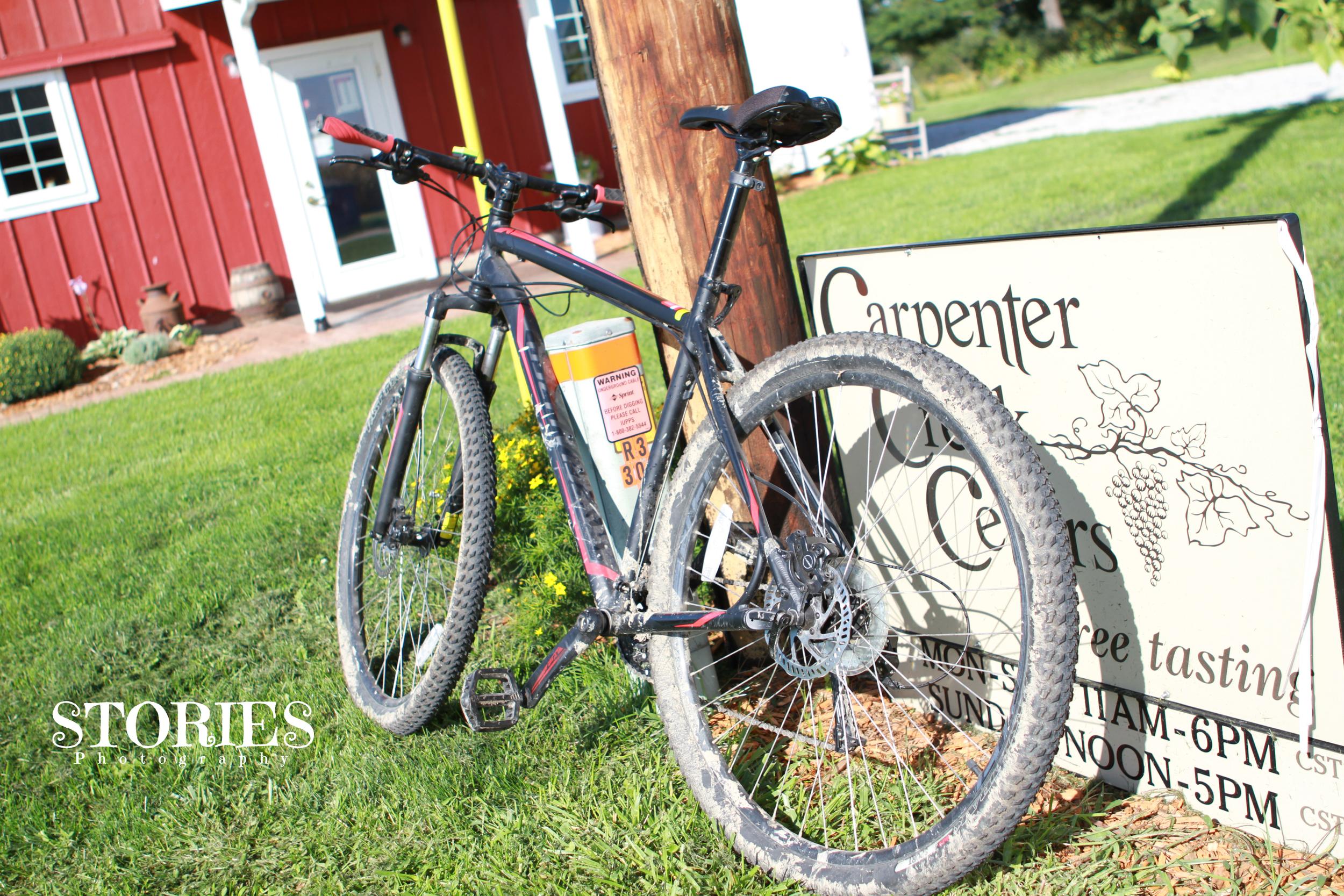 Remington Ride rest stop
