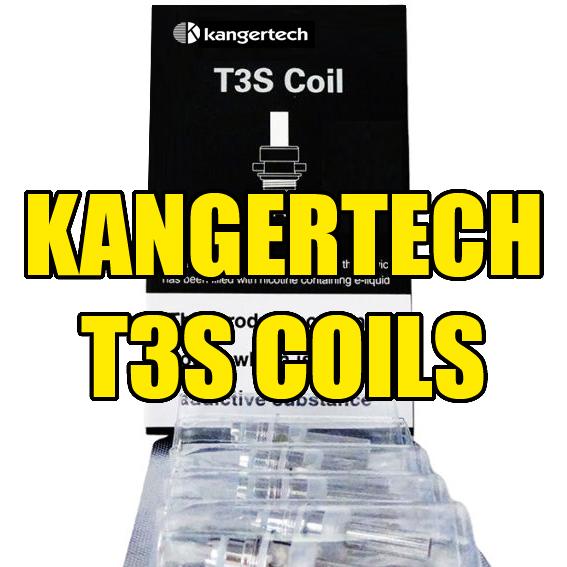 Kangertech T3S Coils