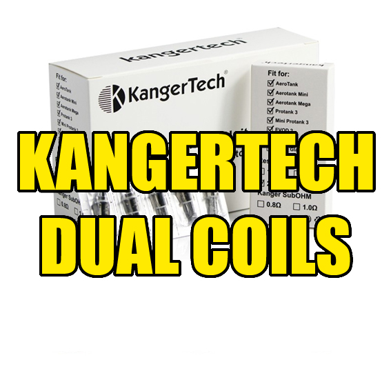 Kangertech Dual Coils