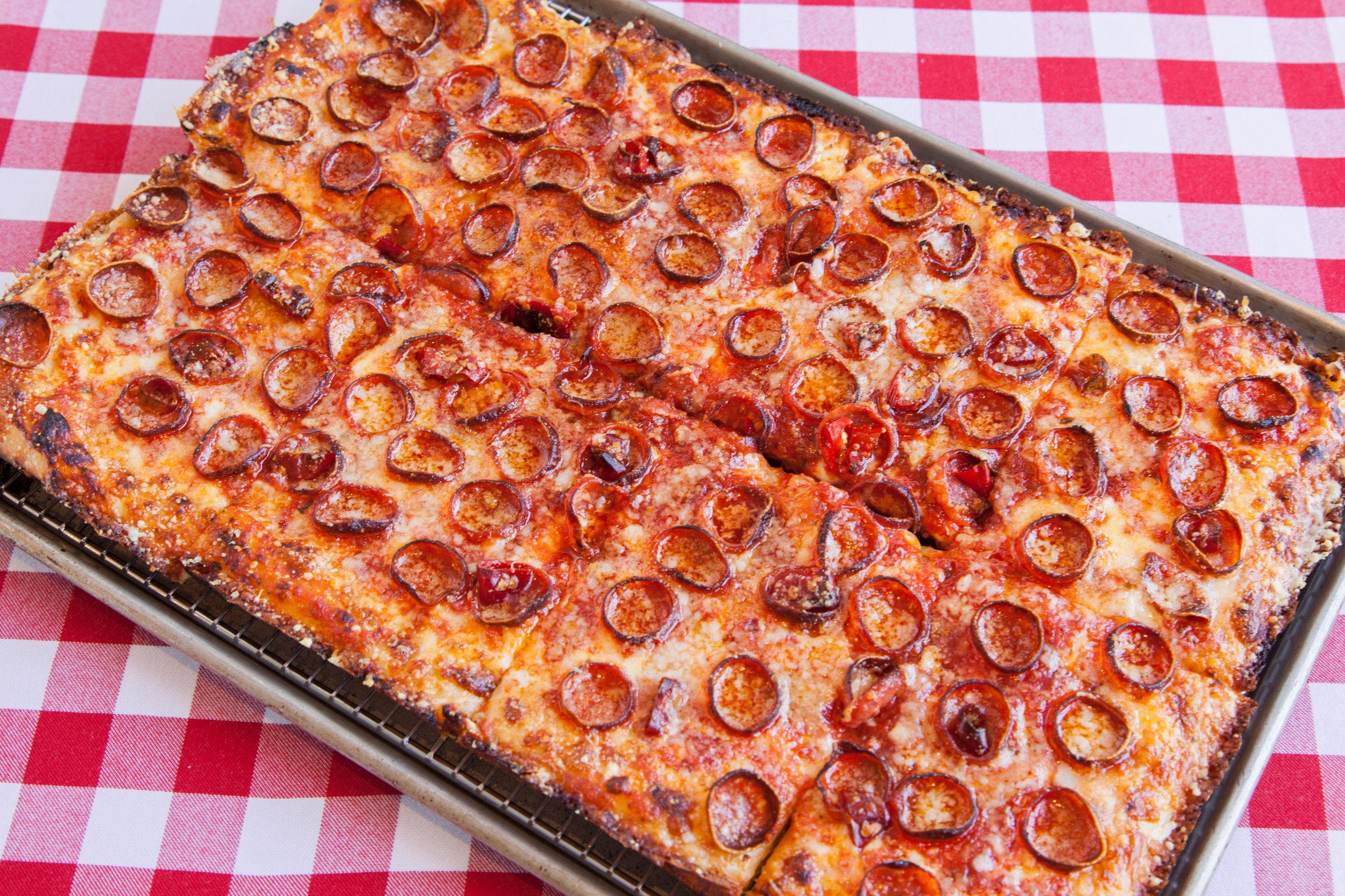 <BIG><B>PRIME PIZZA</B></BIG>