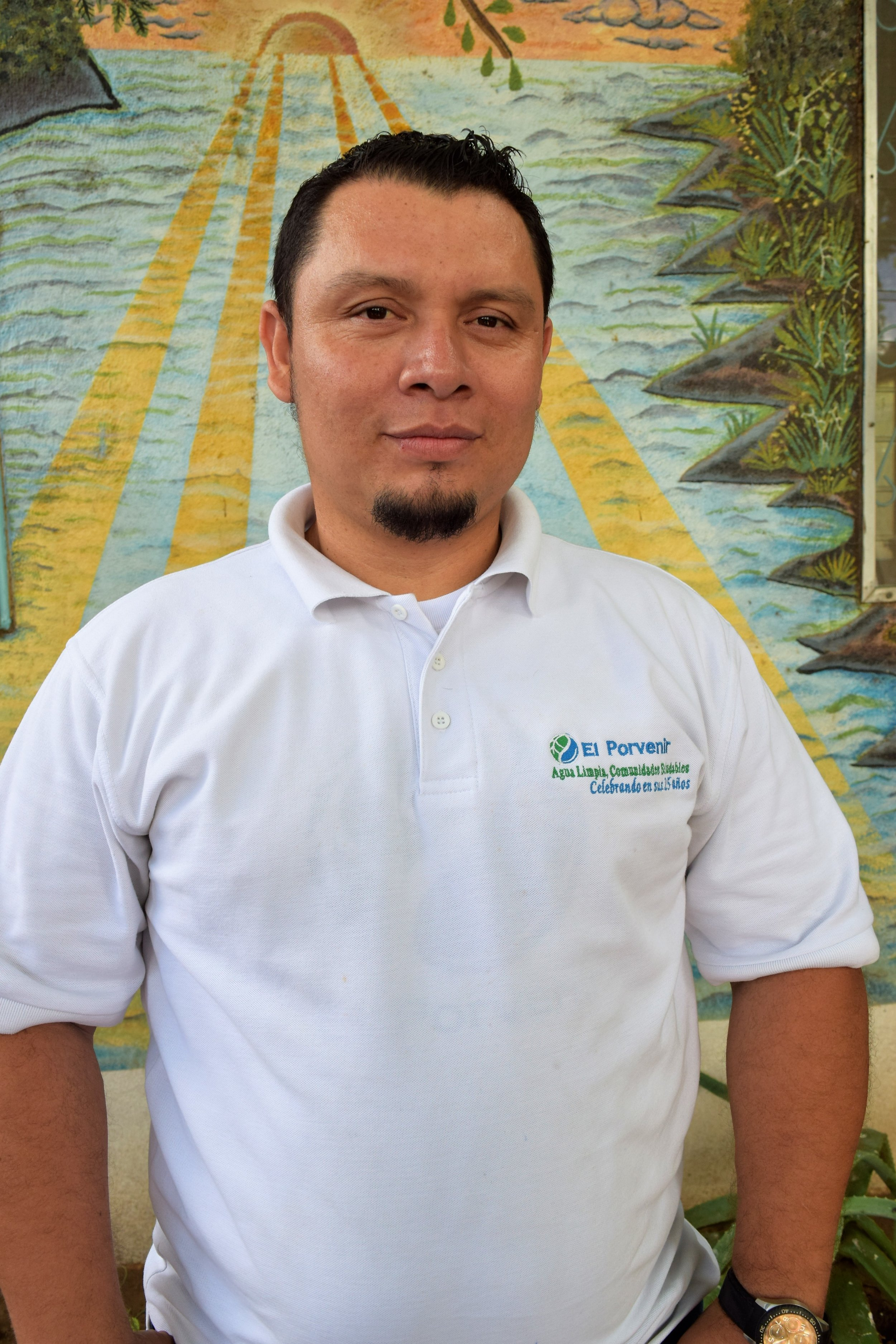 Wilbert Simón Acevedo Mendoza, DriverLogistics.JPG