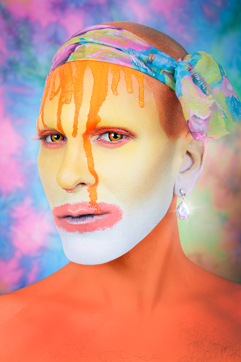 """Press - Paper: 'Ew Yuk!' Web Series Finds Humanity in Gross, Bitchy Millennial Trolls; May, 2019Vice: 13 Surreal Portraits of Post-Human Creature Drag; October, 2018KQED Arts: Jader's Otherwordly Drag Busts the Art Form Wide Open; June, 2018KQED Arts: 'Sooner or Later' Artists Imagine the Future as a Place We Want to Be; January, 2017East Bay Express: Best of the East Bay 2016: Best Portrait Artist; December 2016East Bay Express: Who Needs 'Likes?"""": Jader's Uncomfortable Camp"""