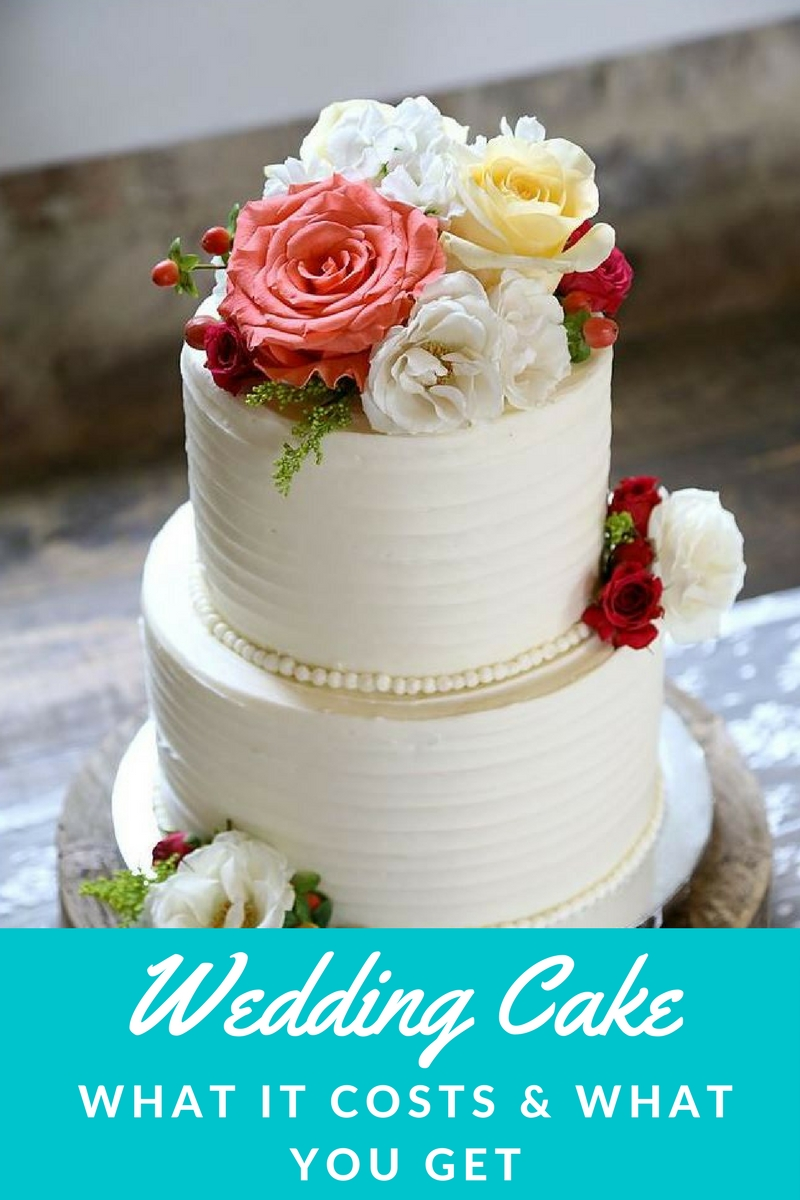 Wedding Cake costs & What you get — Event Planner - Nashville