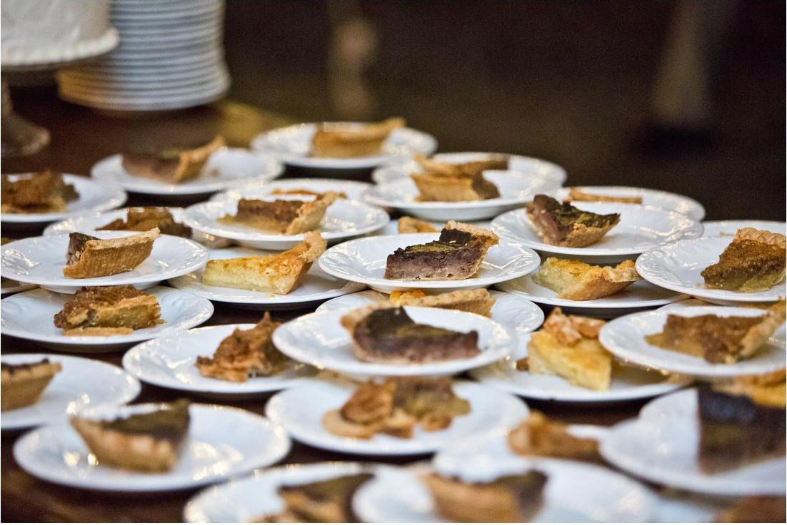 Slices of pie (Sarah Gilliam photography)