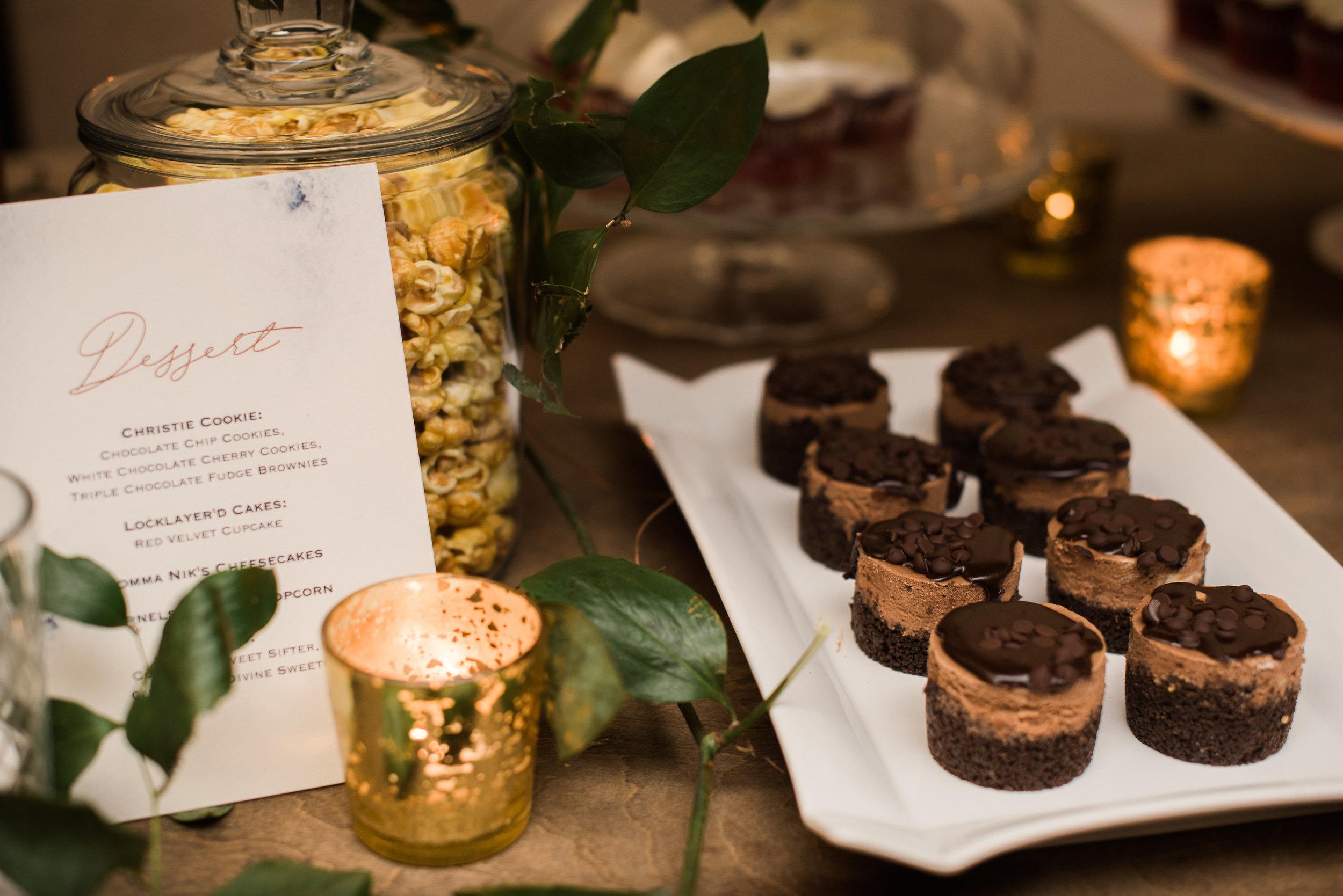 dessert display gold candles.jpg