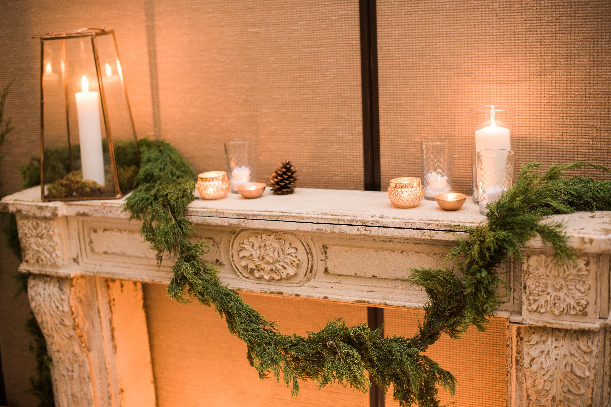 white fireplace greenery candles.jpg