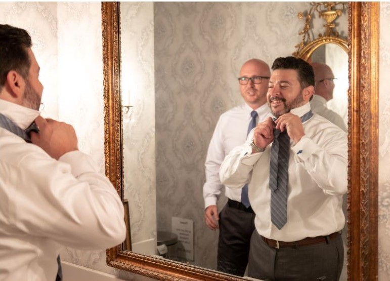 groom getting ready for wedding.JPG
