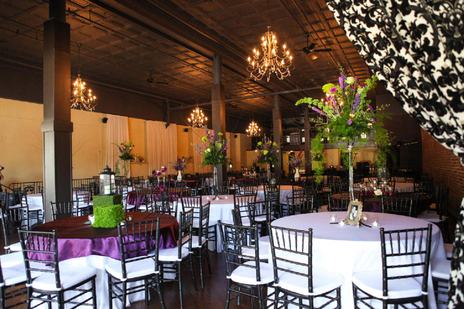 Westbury House Columbia Tn wedding reception