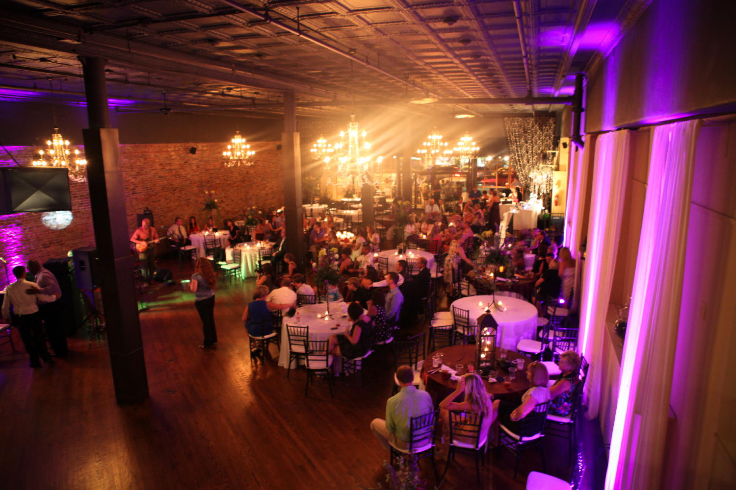 wedding reception columbia tn