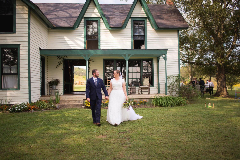 Charming Small Outdoor Wedding Nashville Wedding Planner