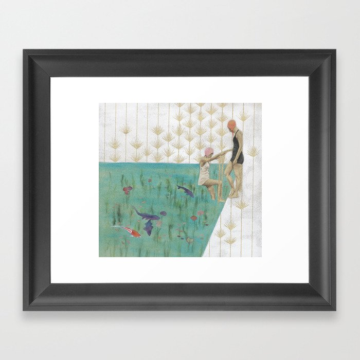 The Water Garden - Prints starting at $23.99