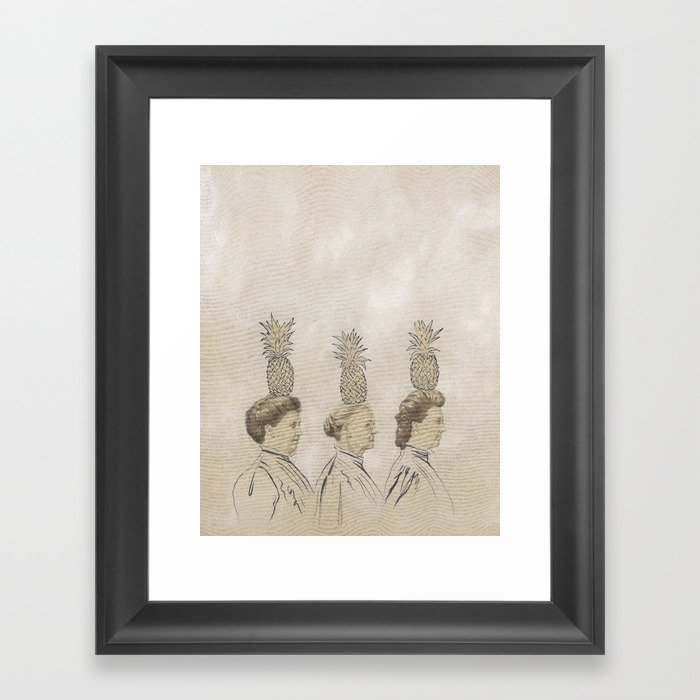 Pineapple Ladies - Prints starting at #23.99