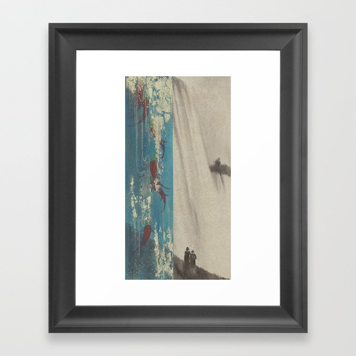 Upstream - Prints starting at $23.99