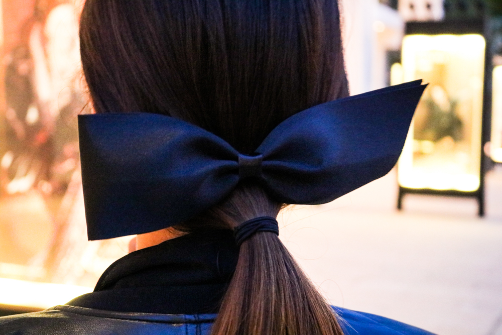 Mini Ribbon Barrettes