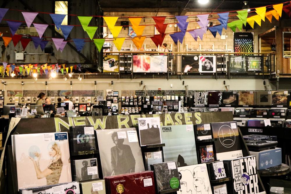 Rough Trade  - The Record Shop