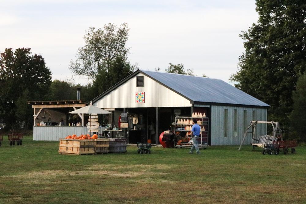Westwind Orchard ,  Certified Organic Farm