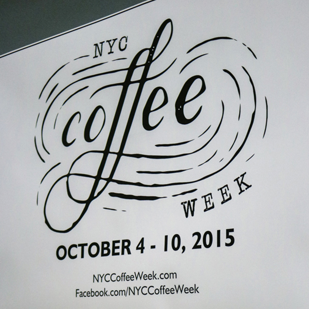 NYC Craft Coffee Festival