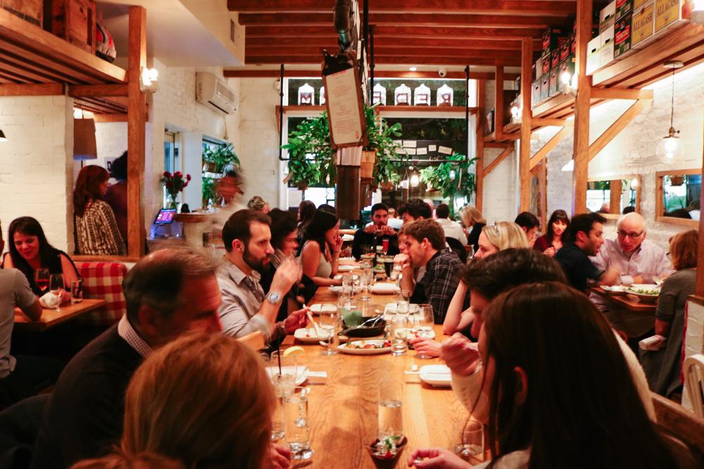 Dinner at  Redfarm , West Village