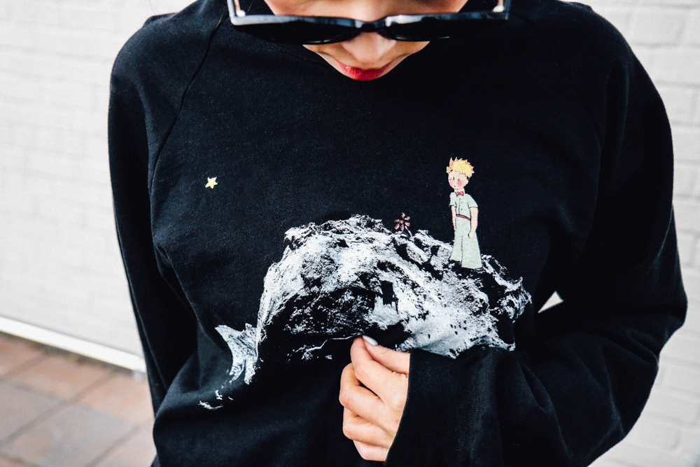 Slow Factory Le Petit Prince Sweater