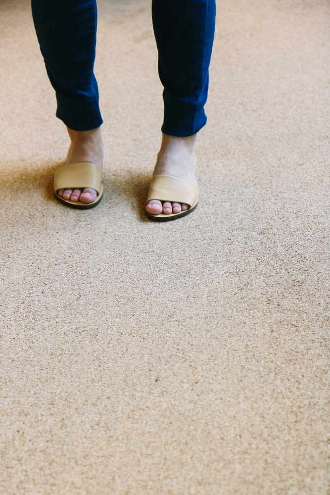 Everlane The Slide Sandal - Sand