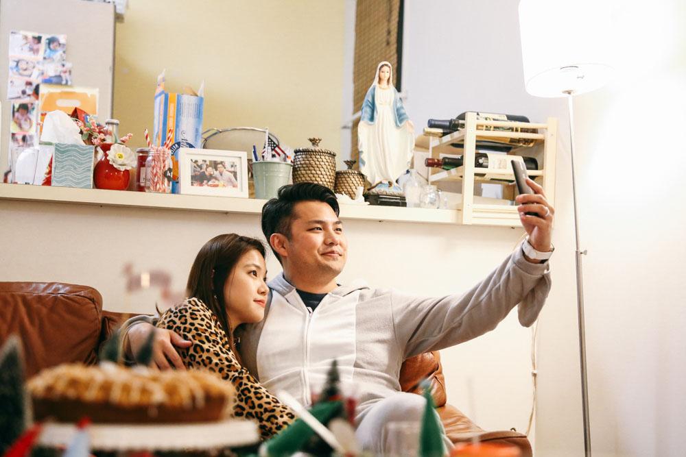 Michelle Ji  & Terry Oh