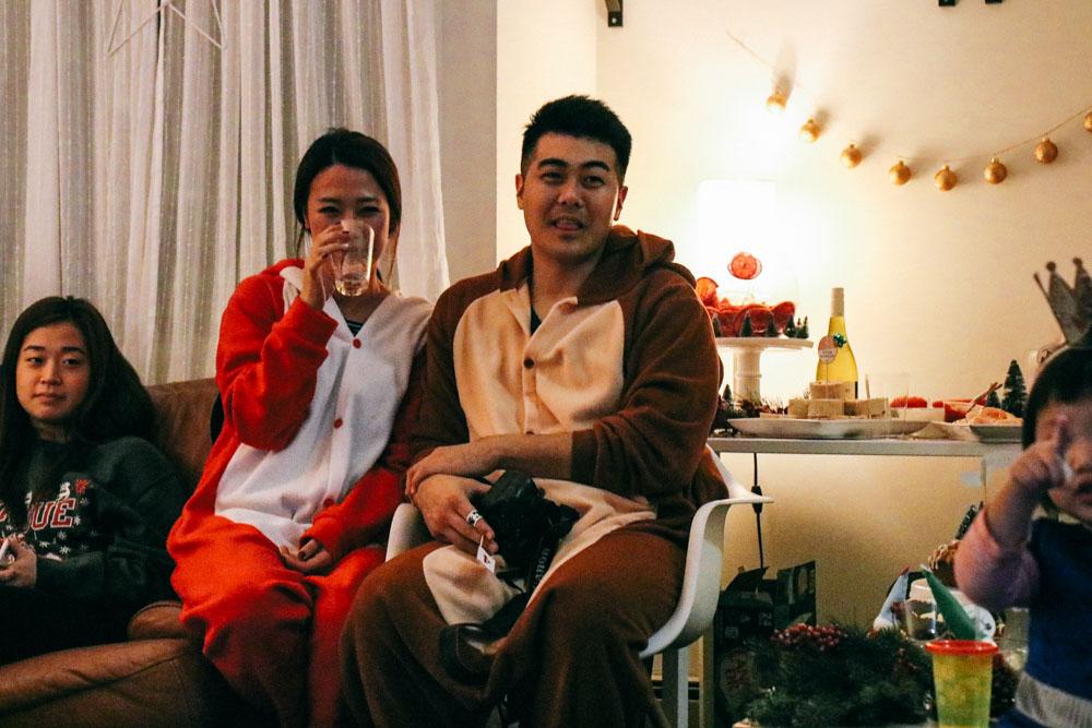 Sarah Kim  &  Eric Jo