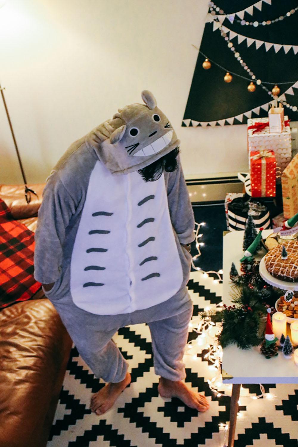 Jake Lee ,  the Totoro