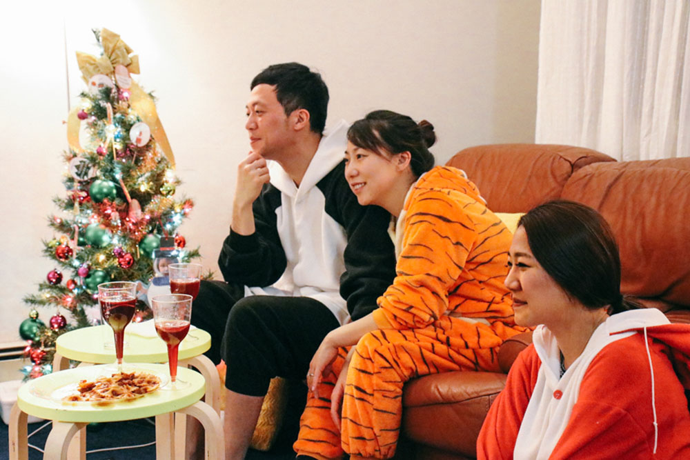 Sey Oh &  Lee-hyun Kim
