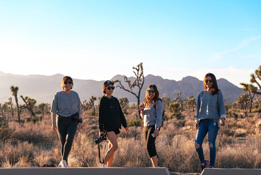 Ellen , me,  Mina  and  Sarah