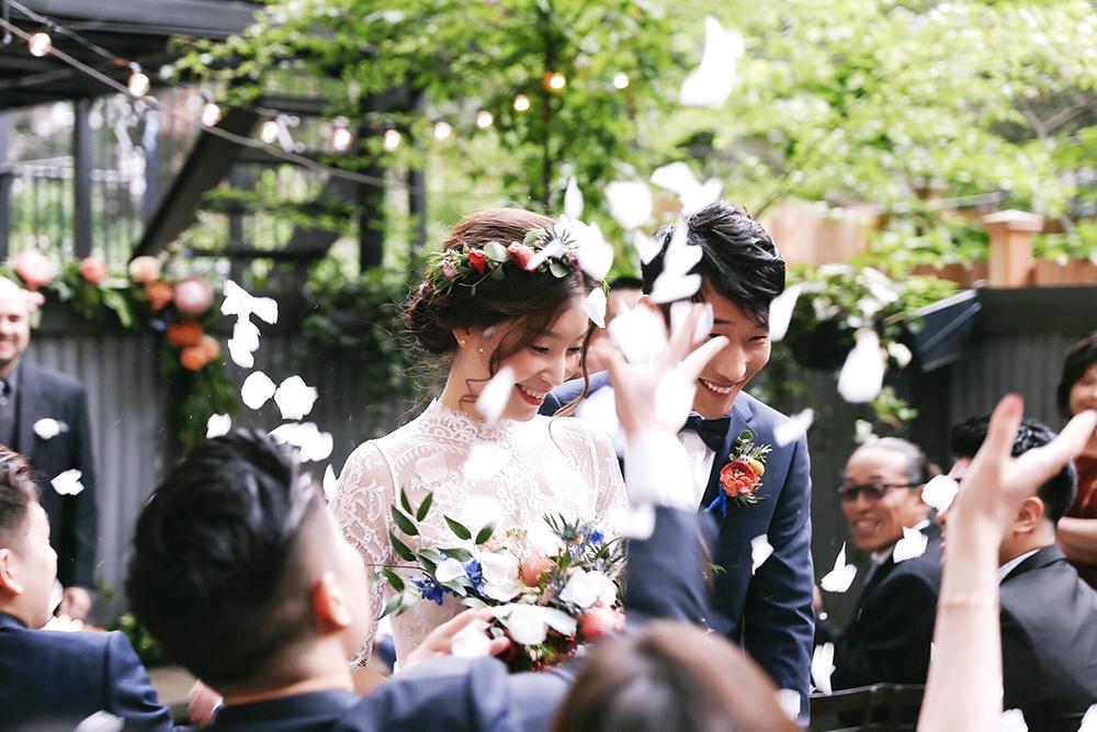 5.20.2017, Bobo and Bibi got married!