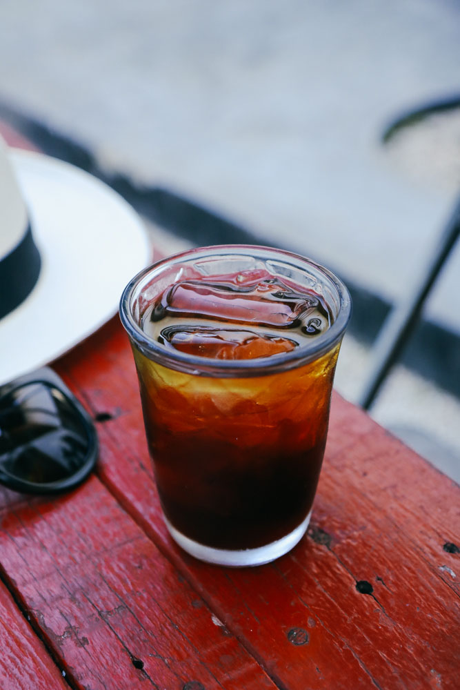 Coffee Break at  Tulum Art Club