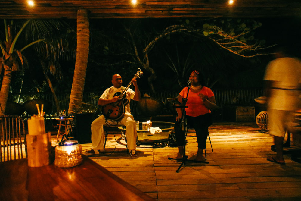 Last Night with Jazz & Bossa nova live