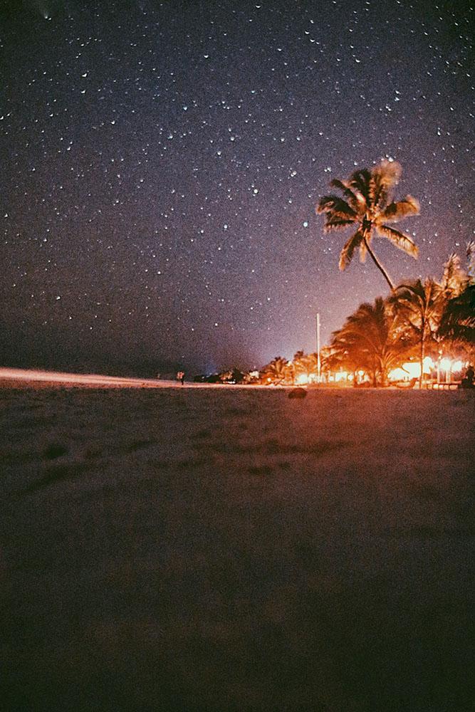 Unforgettable Stargazing night by the Tulum Beach