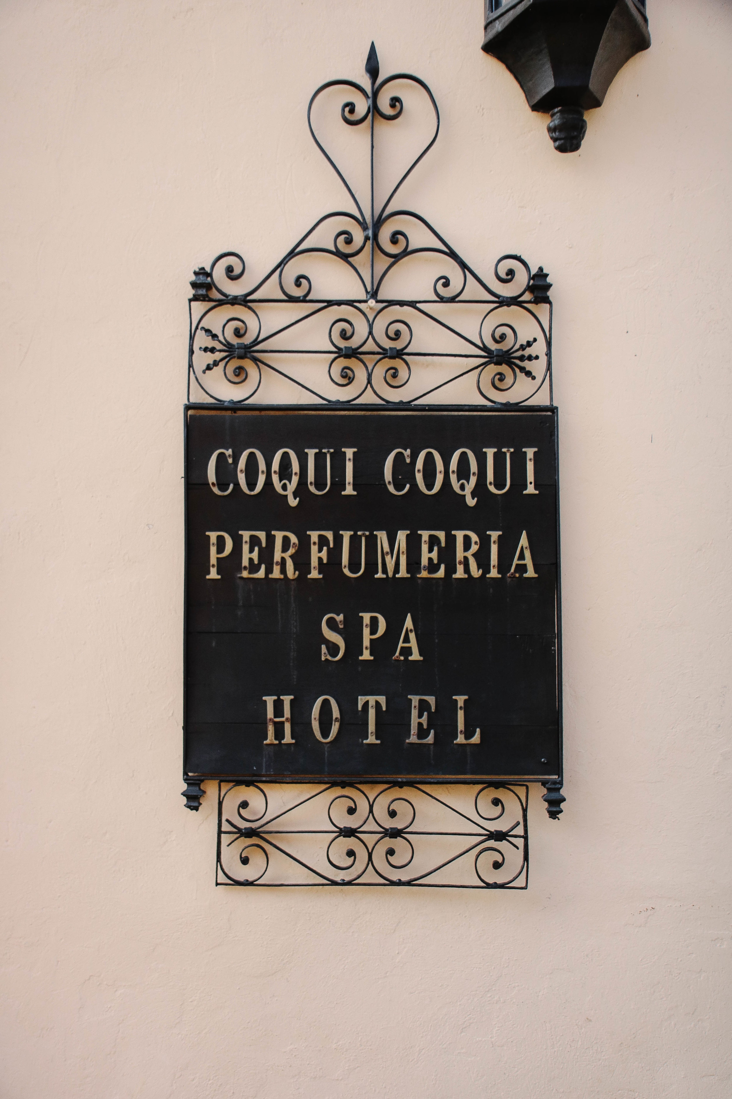 Coqui Coqui  Perfumeria   Spa   Hotel