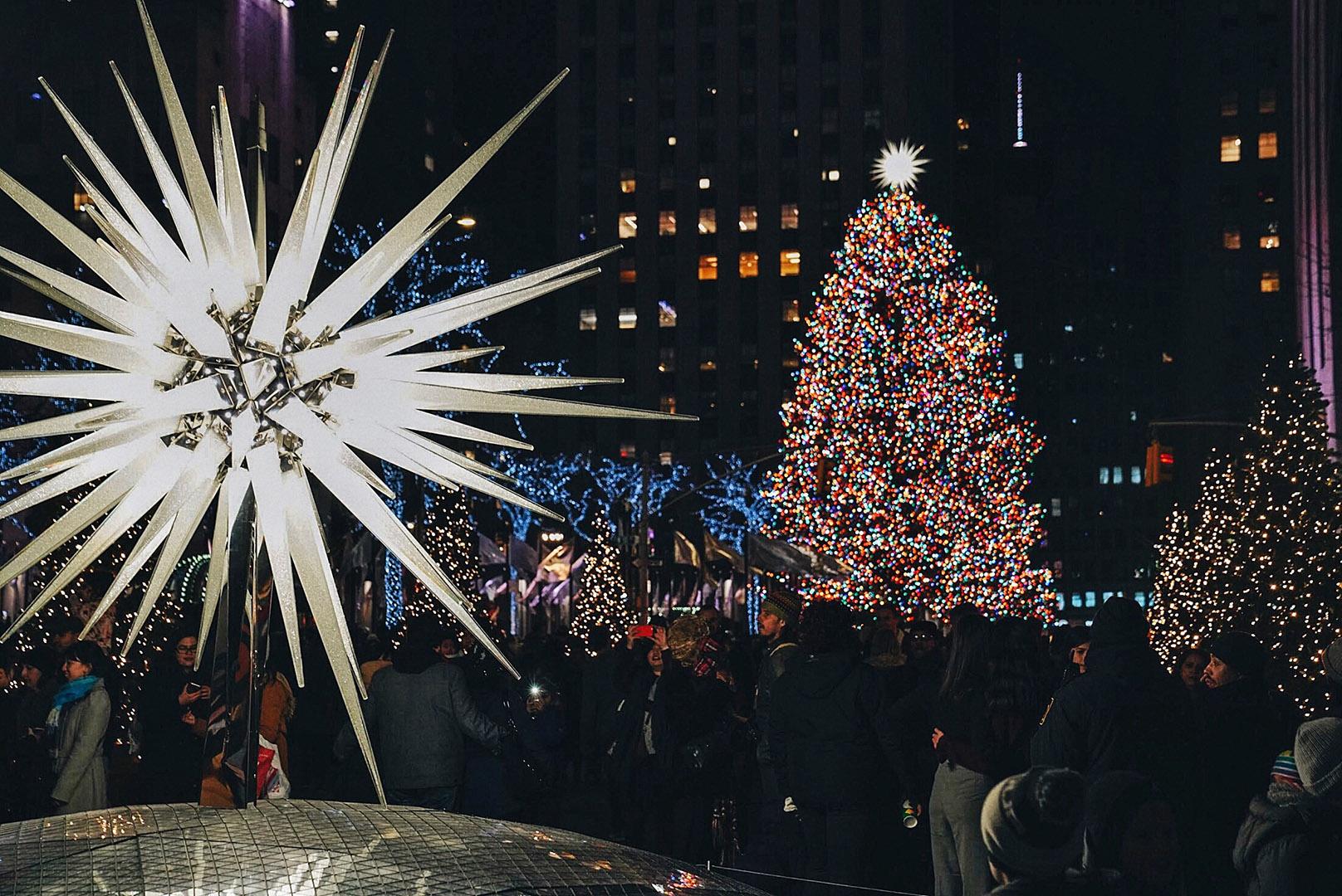 Tree at  Rockefeller Center