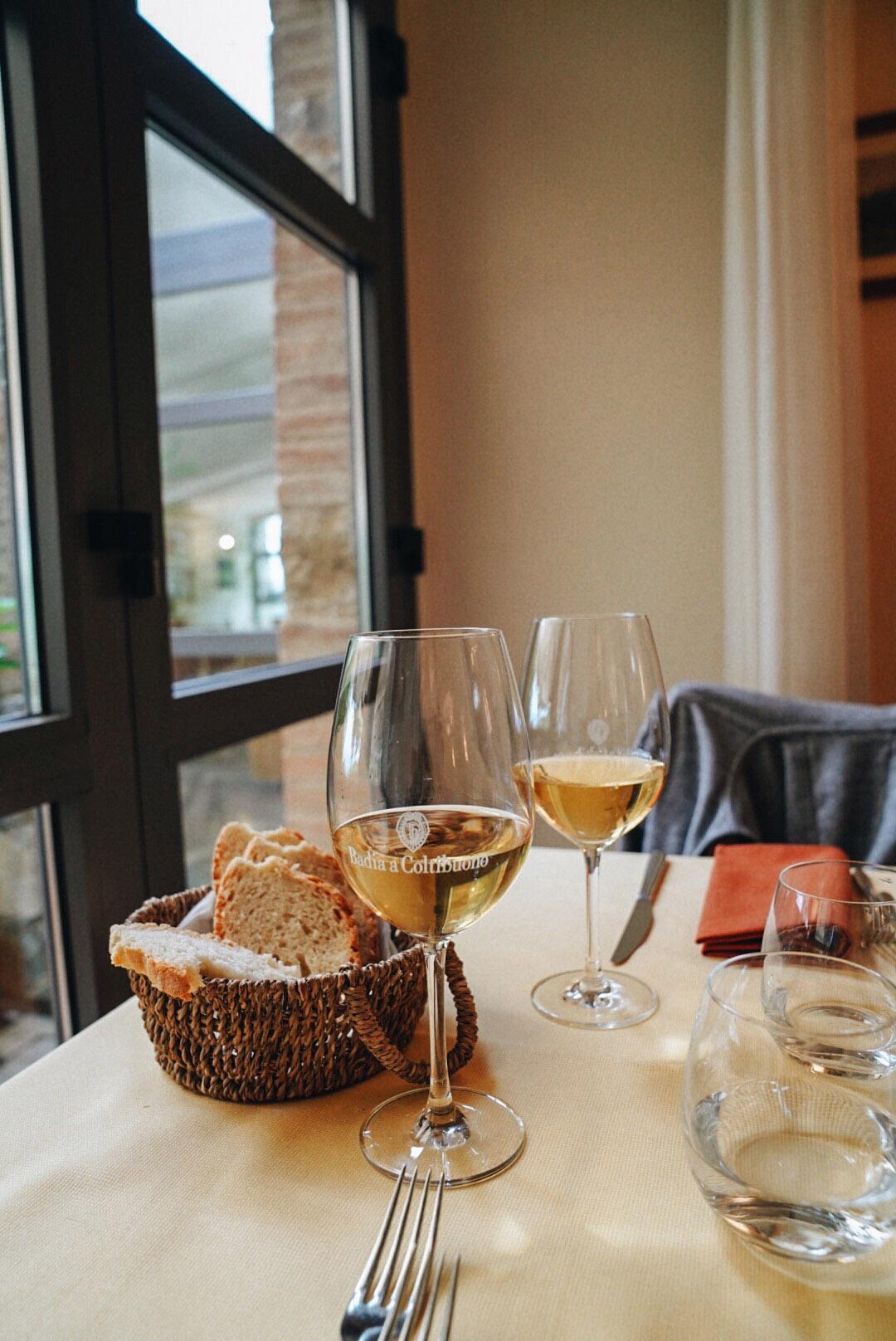 """Vino Bianco """"Trappoline"""" Vermentino Toscana I.G.T. 2017 di Coltibuono"""