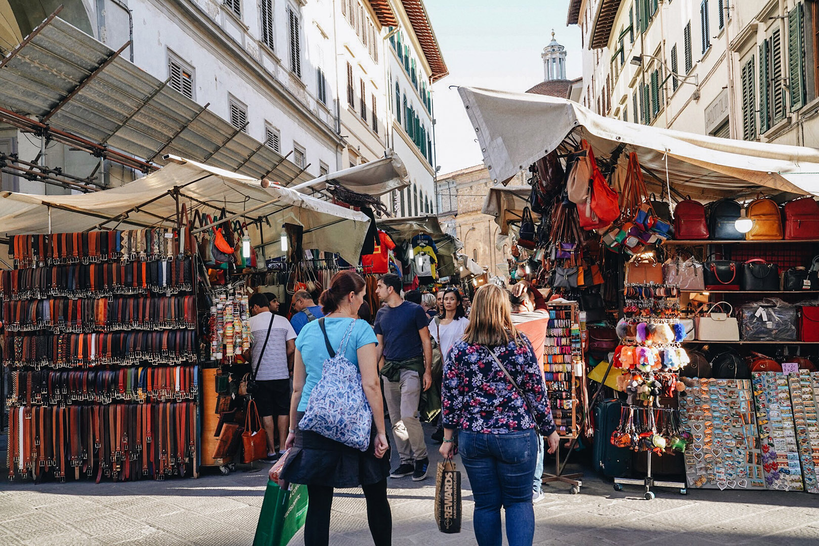 Leather Market Florence