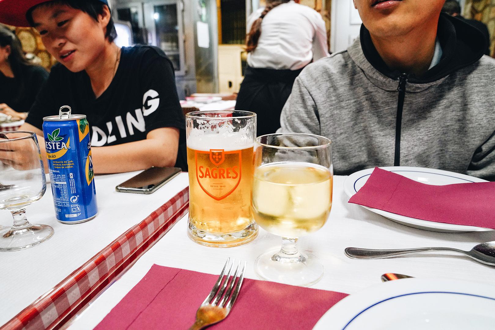 Late night dinner at  Uma